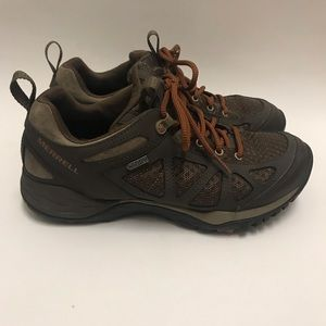 Merrell Sport Siren Waterproof Hiking Shoes Sz 9